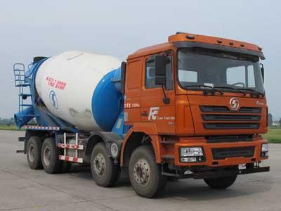 SX5310GJBFB386混凝土搅拌运输车