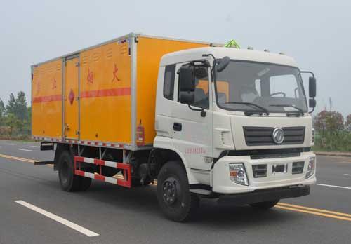 JHW5180XRYDJ易燃液體廂式運輸車