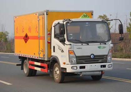 JHW5040XRYCDW易燃液體廂式運輸車