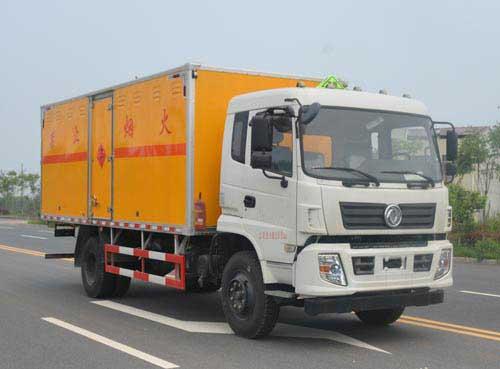 JHW5180XRQDJ易燃氣體廂式運輸車