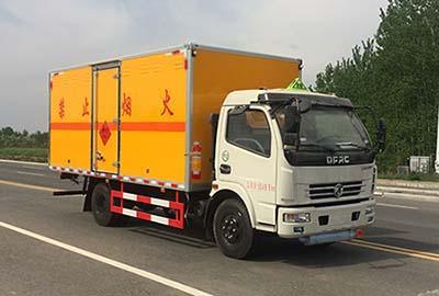 JHW5110XQYE爆破器材運輸車