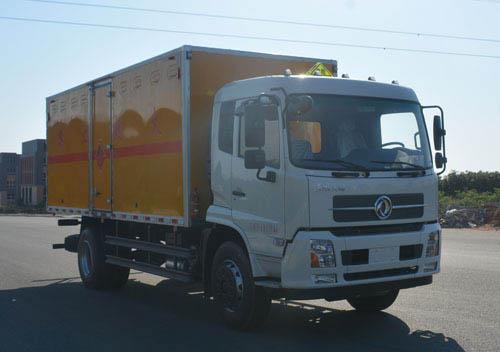JHW5180XQYD爆破器材運輸車