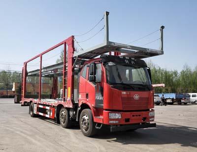 车辆运输车的分类解放车辆运输车
