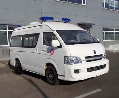 金杯大海狮运输型救护车