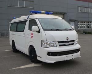 金杯新海狮运输型救护车