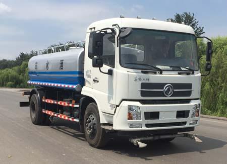 亚博体育官网天锦国五15吨洒水车