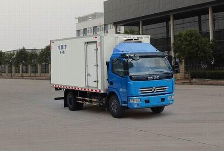 国5东风多利卡冷藏车图片
