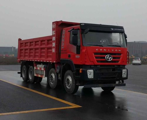 CQ3316HTVG306L自卸汽车