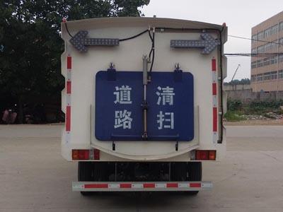 五十铃扫路车图片