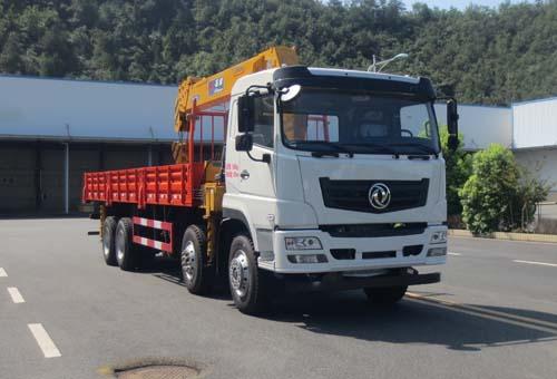 EQ5311JSQFV随车起重运输车
