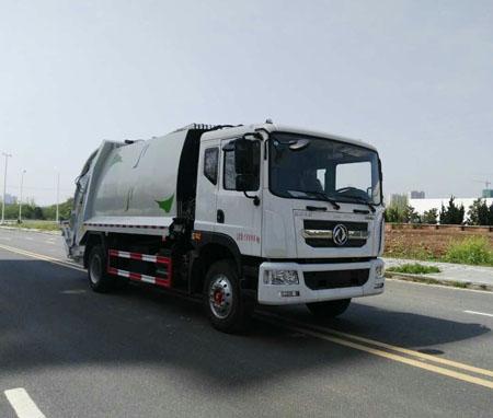 東風14立方壓縮式垃圾車