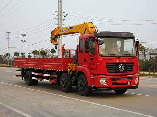 SDS5250JSQE随车起重运输车