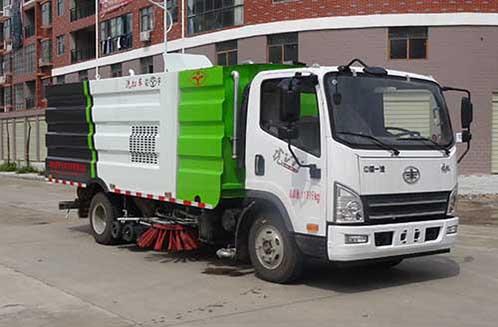 HYS5120TXSC5洗扫车