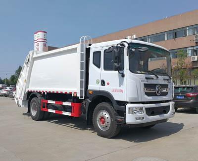 東風多利卡D9 10噸壓縮垃圾車玉柴160馬力廠家直售