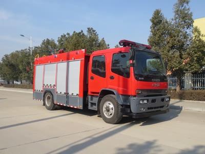JDF5153GXFSG60水罐消防车