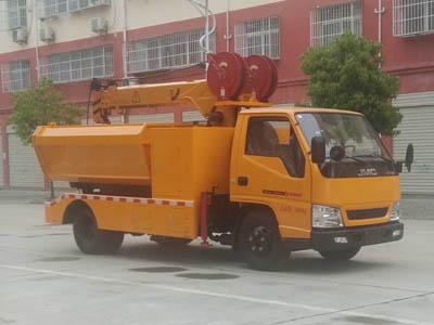CLW5060TQYJ5清淤车