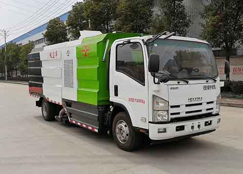 HYS5073TXCQ5吸塵車