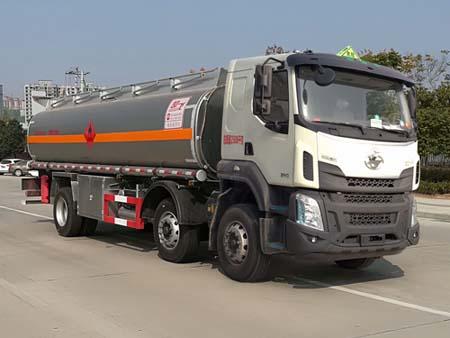 CLQ5254GYY5LZA鋁合金運油車