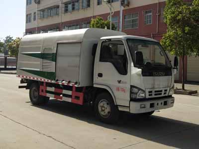 CLW5070GQXQ5护栏清洗车