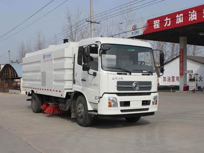 CDW5311ZLJA2S5自卸式垃圾车22