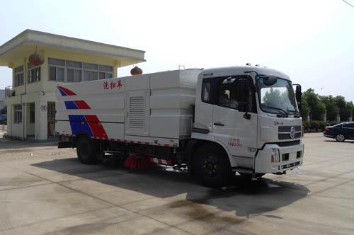 HYS5160TXSE5洗扫车