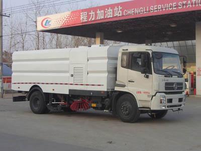 CLW5161TXSD5洗扫车