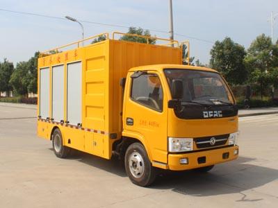 亚博体育官网多利卡D6污水处理车图片