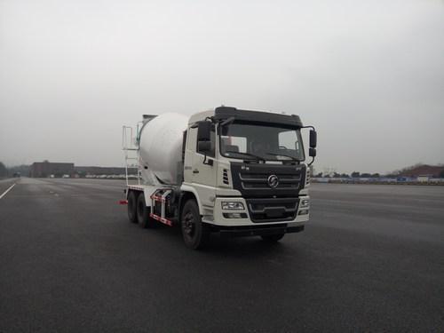 SX5250GJBGP5344混凝土搅拌运输车