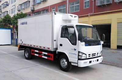 CLW5041XLCQ5冷藏车