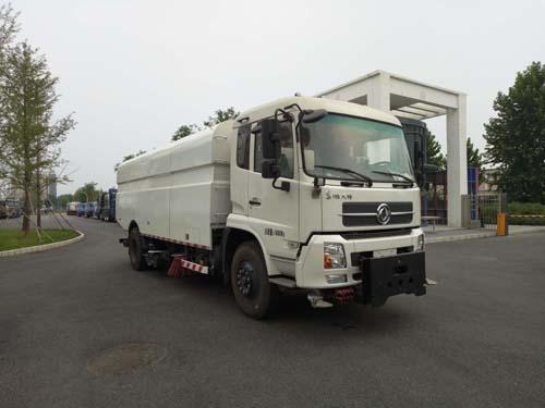 北京市清洁机械厂BQJ5162TXSE5型东风天锦洗扫车