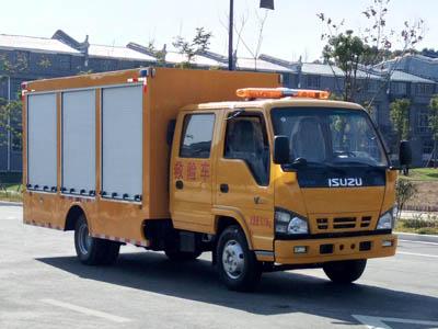CLW5070XXHQ5救险车