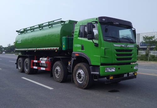 污泥自卸车图片