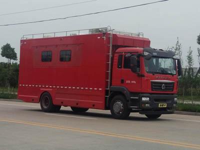 CLW5160XZCZ5野外自行式炊事車