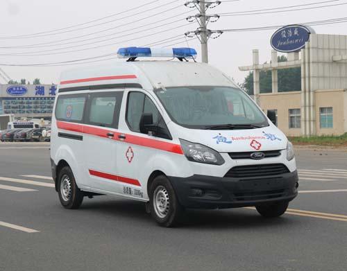 新全顺自动挡救护车价格