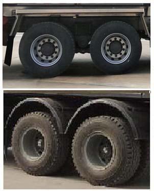 15噸鋁合金運油車|15噸油罐車圖片