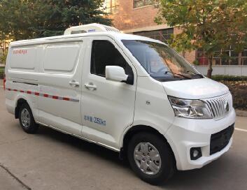 長安睿行M80(面包車)冷藏車圖片