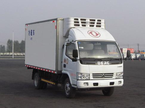 东风多利卡D6冷藏车图片