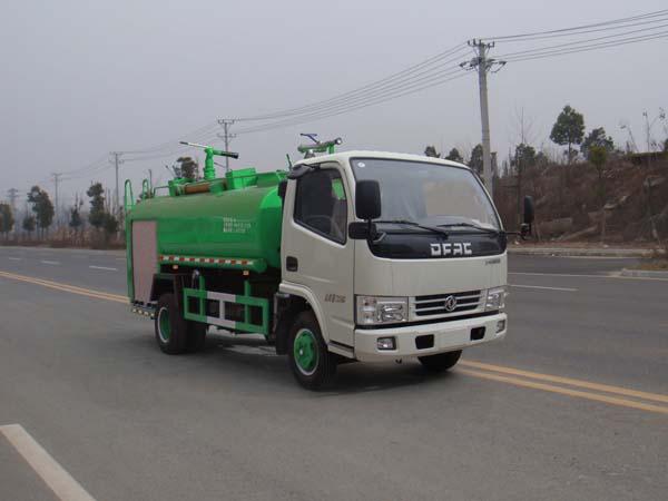 JDF5070GPSE5绿化喷洒车