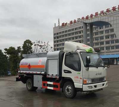 江淮5方飞机加油车