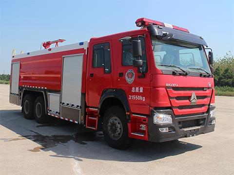WHG5320GXFPM160泡沫消防车