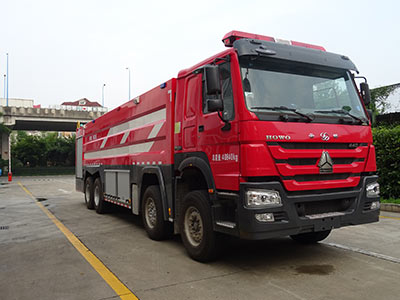 WHG5410GXFPM230泡沫消防车