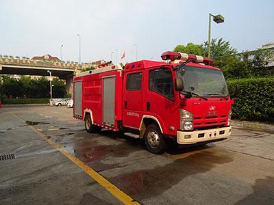 WHG5100GXFPM30/V泡沫消防车