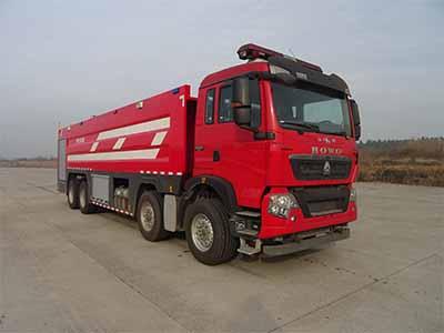 WHG5430GXFPM250泡沫消防车