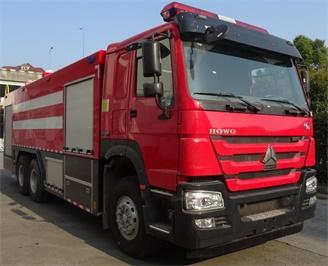 WHG5330GXFPM180泡沫消防车