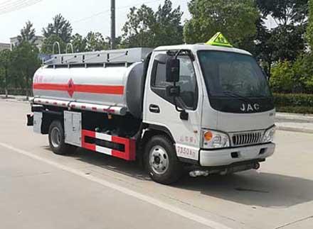 江淮康铃4-5吨流动加油车