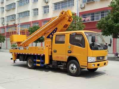 CLW5062JGKD5高空作业车