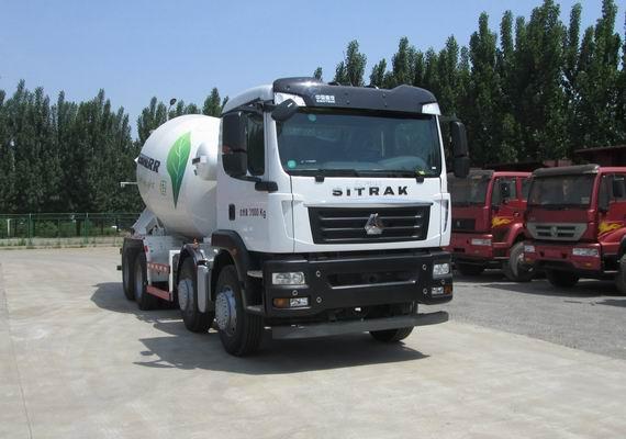 ZZ5316GJBN306GE1混凝土搅拌运输车