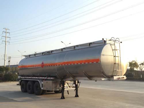 45方铝合金运油半挂车
