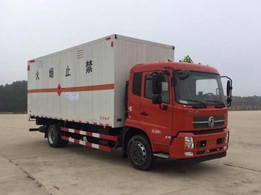 DFH5180XRYBX1DV易燃液体厢式运输车