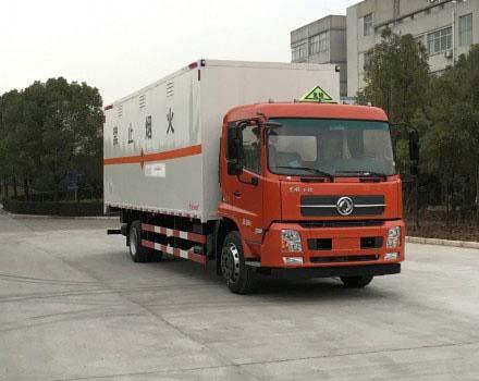 DFH5180XRYBX2DV易燃液体厢式运输车
